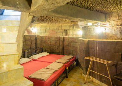 Chambre Grotte 6 personnes